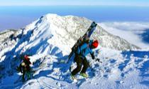 The Mount Olympus Crown-Climb/Ski